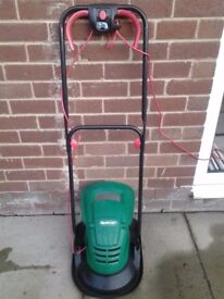 Qualcast MEH29 Hover Trimmer - In Excellent Condition & In Good Working Order - Proceeds To Charity
