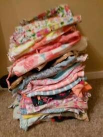Large Bundle of Girls 5-6 Years Clothes