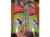 insulated foam camping mat