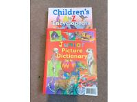 Encyclopaedia and Picture Dictionary for kids