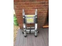 Aluminium ladders SOLD