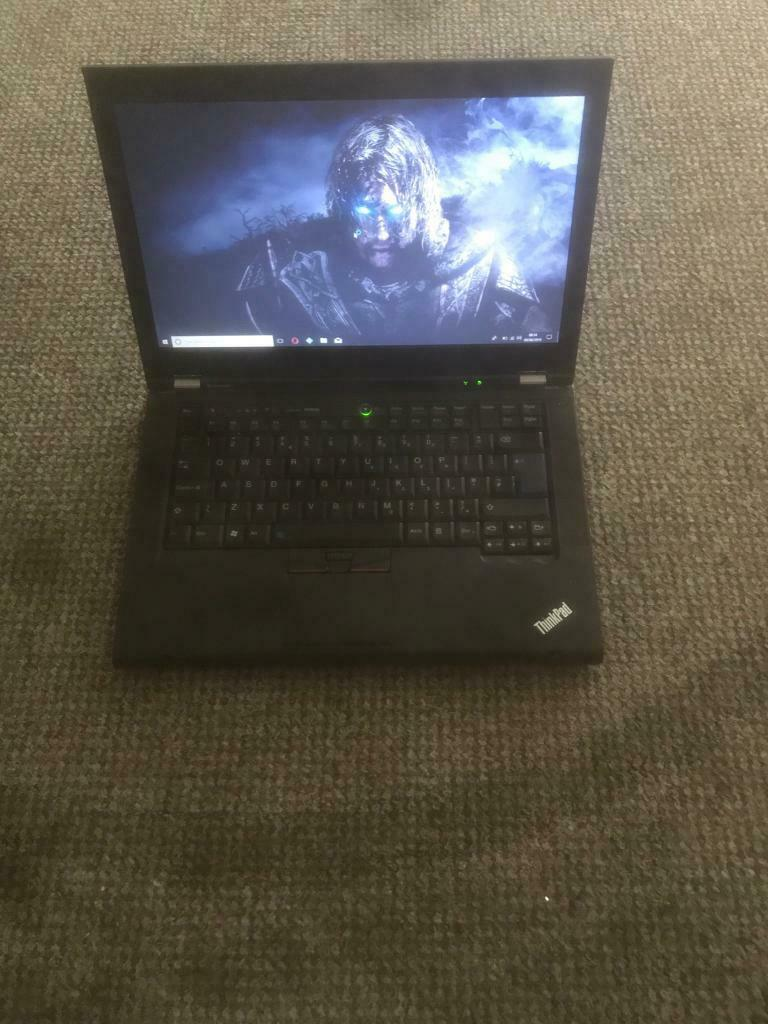 Lenovo T240 i5 Quad Core | in Stenhouse, Edinburgh | Gumtree