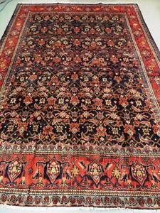 Persian Rug, Handmade Rug, Wool rug (Free Shipping)