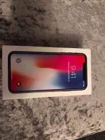 iPhone X 64gb unwanted upgrade £650