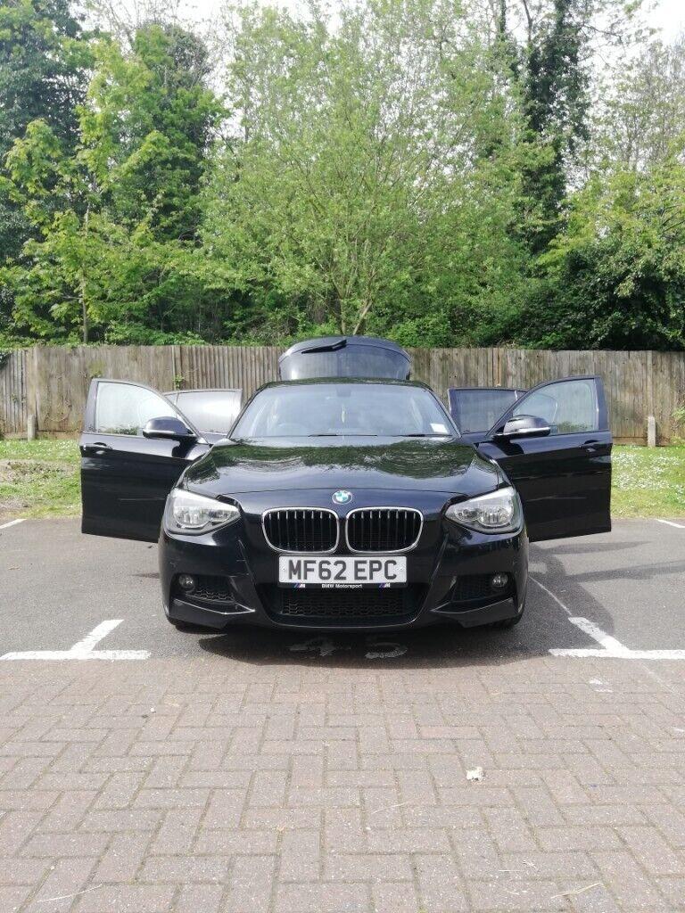 Bmw Black 118d 2 0 Diesel Msport Extras 1 Previous Owner In Slough Berkshire Gumtree