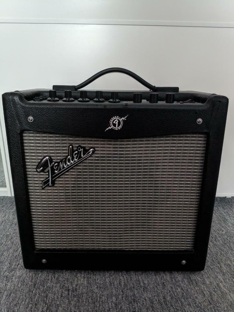 Fender Mustang 1 V2 >> Fender Mustang 1 V2 Guitar Amp In Horsham West Sussex Gumtree