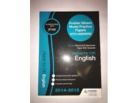 CFE Higher English Practice Papers (with answers)