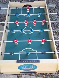 Jaques Football Table