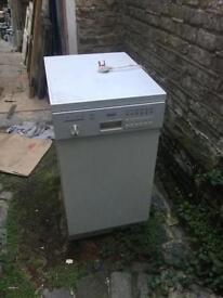 55cm dishwasher