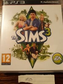 PS3 Game - The Sims 3