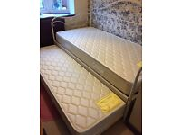 LAURA ASHLEY ALICE DAY BED AND TRUNDLE