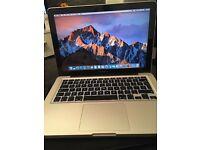 macOS Sierra version 10.12.3 model