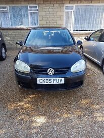 VW Golf 2litre SDi NEW MOT, FSH, 2 OWNERS