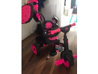 Little Tikes Trike, black & pink, excellent condition, used only twice!