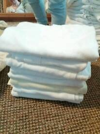 Crib sized sheets bundle