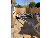 Starr American Boat Trailer Twin/2Axles - 3500kg