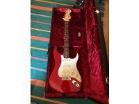 Fender American Original 60s Strat (Candy Apple Red)