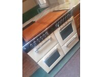 Stoves Dual Fuel Range Cooker with matching cooker head