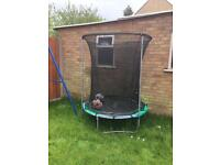 Free to collect small trampoline