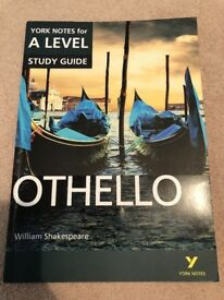 REVISON GUIDE - OTHELLO - A-LEVEL/HIGHER
