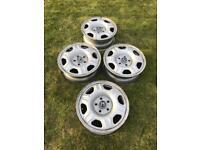 Honda CR-V steel wheels