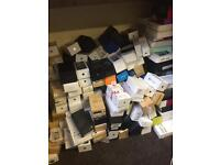 iPhone Samsung boxes loads mix other 07472277477,,,,,