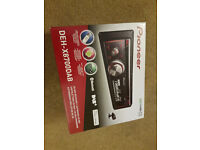 Pioneer car radio stereo. DEH-X8700 DAB Bluetooth phone,CD. DAB and FM . ONLY had 2 Months use