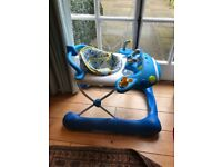 Mothercare plane baby walker