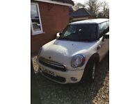Mini Hatchback 1.6 2011 Pepper White
