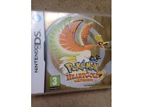 Pokemon heart gold with game and limited edition Pokewalker