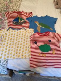 Boys Summer Clothes - mostly Mini Boden