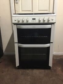 Belling gas cooker FSG60DOP 60cm double oven FSD 3 months warranty free local delivery!!!!!!!