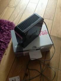 Sky broadband box
