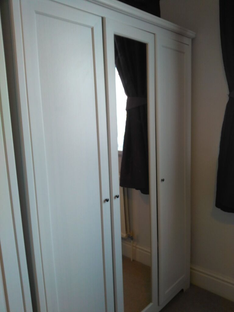 ikea aspelund wardrobe replacement door. Black Bedroom Furniture Sets. Home Design Ideas