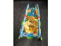 Tiny Love Gymini Baby Bouncer in excellent condition RRP £59.99