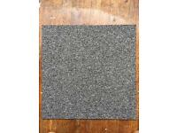 Carpet tiles 50x50cm