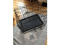 Dog crate for sale - medium size