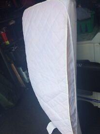 Baby cot / bed matress