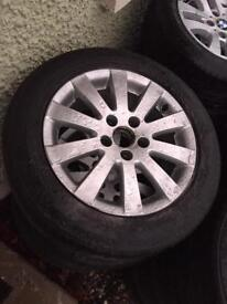 """16"""" VW Passat B6 SE Alloys 5x112"""