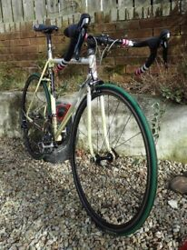 1986 Raleigh Kelloggs Pro Tour retro bike