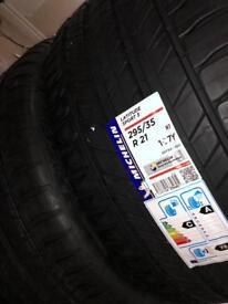 Michelin Tyres [ BRAND NEW ] Latitude Sport + Pilot Sport