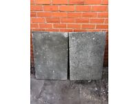 3x2 Concrete Flags - Only x2