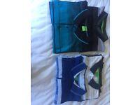 4 x Hugo Boss Polo Shirts (Large)