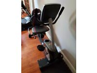 Exercise Bike - recumbent style as new