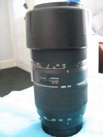 Tamron Lens AF 70-300mm Tele-micro