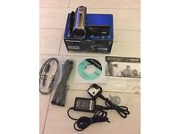 Panasonic SD60 Full HD Camcorder, X35 Intelligent Zoom, X25 Optical Zoom Wide Angle Face Recognition