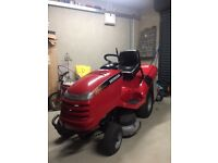 Honda 2315 v twin ride on tractor
