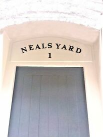 6-24 PERSON OFFICE SPACE AVAILABLE - 1 NEAL'S YARD, COVENT GARDEN - FROM £5,000/MONTH ALL INCLUSIVE