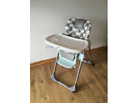 For Sale - Chicco Highchair