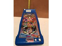 1992 Sonic the hedgehog pinball machine